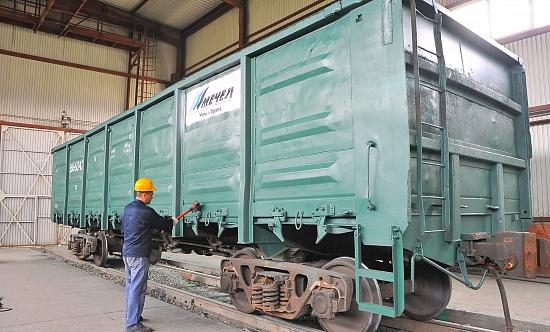 взаимодействие участников доставки грузов железнодорожным транспортом на предприятии